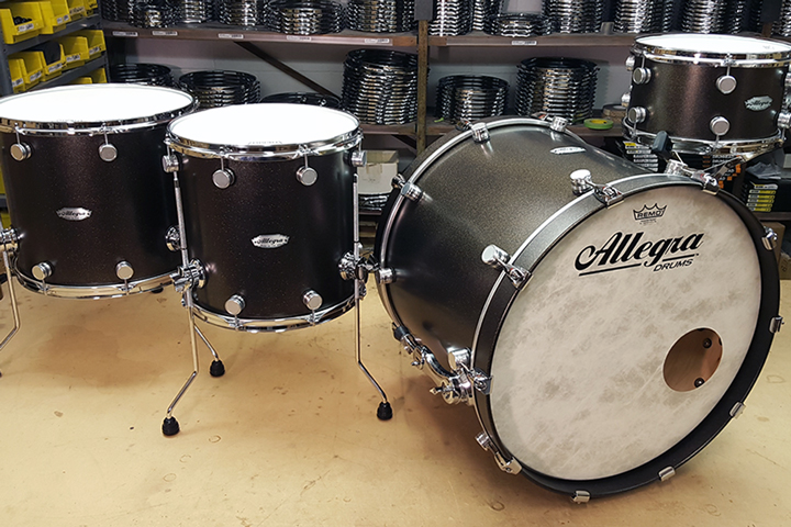 Allegra Drums Master Craft Series