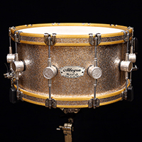 14 x 7 in Bermuda Sand with Inlaid Hoops