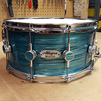 13 x 7 in Turquoise Oyster